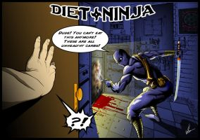 Diet Ninja by Devitch