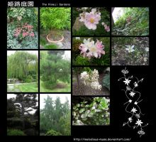 Himeji Gardens 1 of 2 by Melodious-Muse