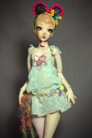 Harajuku Mousey by Forgotten Hearts LLC. by FHdolls