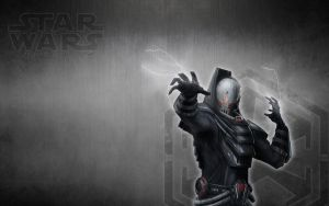 Sith Inquisitor Wallpaper by zevin