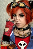 Gaige, the Mechromancer by xXxEleanorxXx