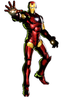 Ultimate MVC3 Iron_man by heatheryingNL