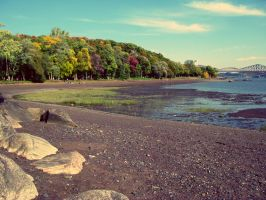 Plage Jacques Cartier by French-Chocolaite