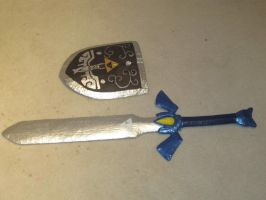 Toon Link Props - Complete by Spectreon