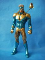 Custom 12 inch Booster Gold and Skeets by cusT0M