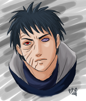 Tobi's face... by Pipix21