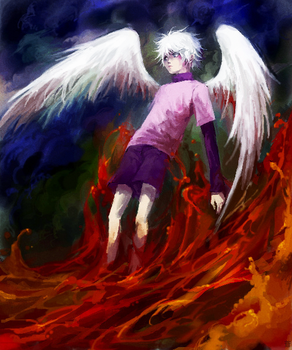 Killua by dorset