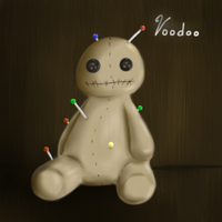 Voodoo by my-darkness