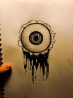 The Eye Of The Man by riky169