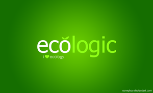 Ecologic by soneyboy