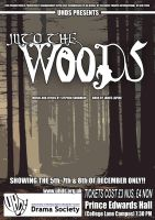 Into The Woods - Poster by Enker