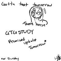 Update thingy #2: GYUH! by TheAlmightyDove