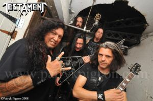 Testament - promo 2008 by MrSyn