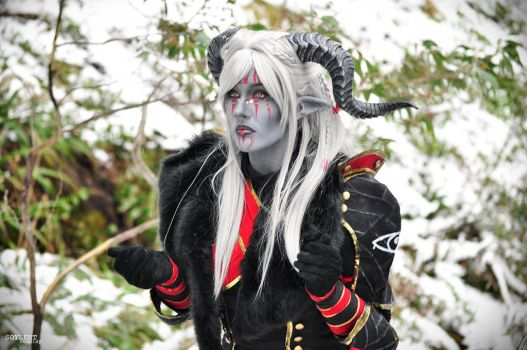 The Inquisitor - Dragon Age cosplay by Soylent-cosplay