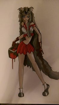 Red Riding Hood by Artistic-Kindness