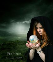 Fey Magic by KSewellDesigns