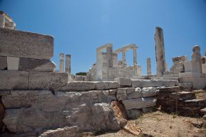 Greek temple 4 by magikstock