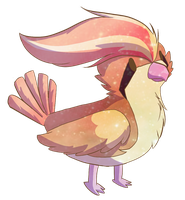 Pidgeot by NorwaayCat