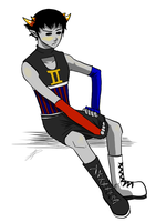 sollux: break the trend by Laverinth