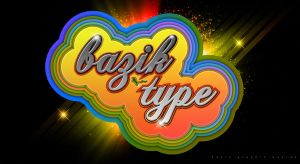 Bazik Type by bazikg
