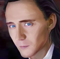 Portrait: Loki by teralilac