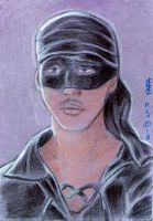The Dread Pirate Roberts by LEXLOTHOR