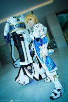Shelling Guardian From ( Elsword MMO Action Game ) by chowpohken
