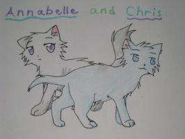 Annabelle and Chris by Boots5301
