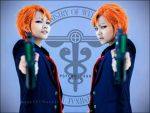 Psycho-Pass: Latent by shien7aries