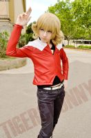 - TIGER AND BUNNY - Hey! by HauntedKing