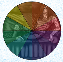 COLOR WHEEL SENPAI by Strabius