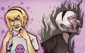 Day 1: Rose Lalonde by GhostlyStatic
