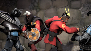 SFM - Sword-wielding maniacs by Stormbadger