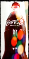 A bottle of Coca-Cola by zooz898