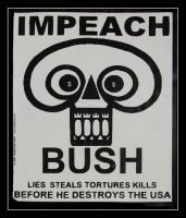 Impeach Bush by meepthegreat