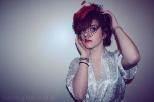 Vintage red. by AfflictionsEclipsed