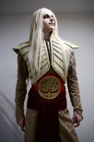 Prince Nuada Silverlance /Hellboy2:The Golden Army by 69thEye
