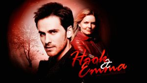 Hook and Emma by Nocuus