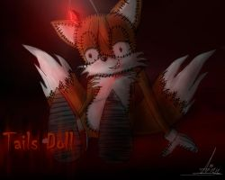 Tails Doll by NiGHTSgirl666