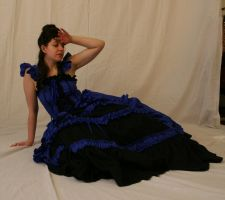 The Victorian Lady 29 by MajesticStock
