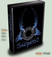 :case:Sacred 2 Black by foxgguy2001