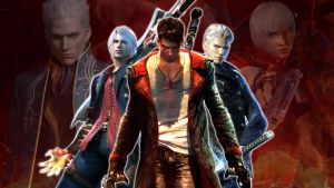 Devil May Cry by jin-05