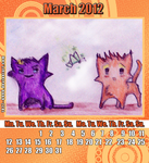 1827-6996 Calendar - MARCH by di-Naveki-n-035