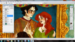 PREVIEW - New HP Art by comfortablylaura