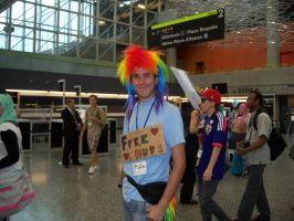 Rainbow Dash - Otakuthon 2014 by J25TheArcKing
