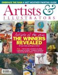 Artist of the Year Shortlist by caldwellart