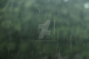 Raindrops by Jikanwa