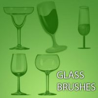 Glass Brushes by remygraphics