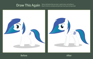 Draw this Again SnowFlake by romansiii