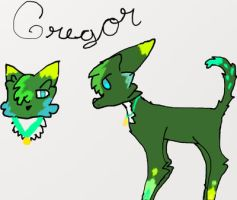New Oc : Gregor by chattox3-the-tree